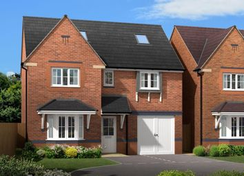 """Thumbnail 4 bed detached house for sale in """"Somerfield"""" at Squinter Pip Way, Bowbrook, Shrewsbury"""