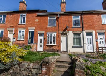 Thumbnail 2 bed terraced house for sale in Forest Road, Markfield
