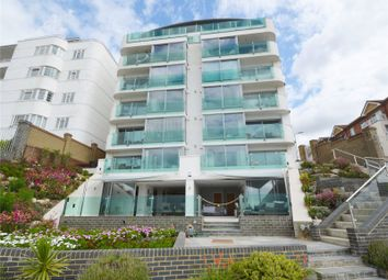 Thumbnail 2 bed flat for sale in Crowstone Court, Western Esplanade, Essex