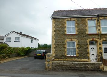 Thumbnail 3 bed semi-detached house to rent in Tycroes Road, Tycroes, Ammanford, Carmarthenshire.