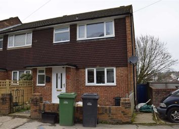 Thumbnail 3 bed end terrace house for sale in View Bank, Hastings, East Sussex