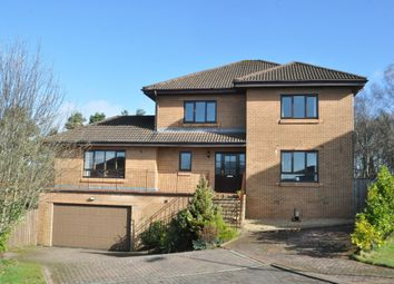 Thumbnail 4 bedroom detached house for sale in Henderland Drive, Bearsden, East Dunbartonshire
