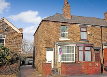 Thumbnail 2 bed end terrace house for sale in Doncaster Road, Rotherham