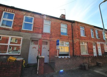 Thumbnail 3 bed terraced house for sale in Bruce Street, Cathays, Cardiff