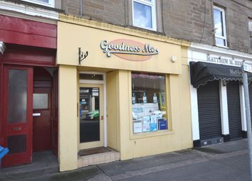 Thumbnail Retail premises for sale in Gray Street, Broughty Ferry