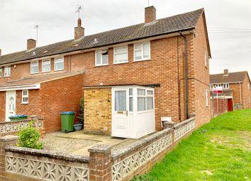 Thumbnail 2 bedroom end terrace house for sale in Borrowdale Road, Millbrook, Southampton