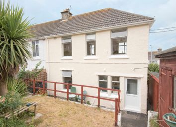 Thumbnail 3 bed end terrace house for sale in Tresawle Road, Falmouth