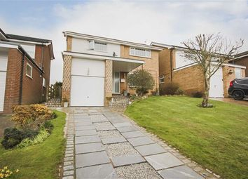 Thumbnail 4 bed detached house for sale in Woodside Road, Simonstone, Lancashire