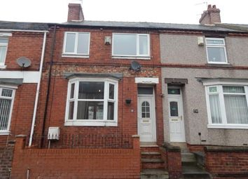 Thumbnail 2 bed terraced house to rent in Regent Street, Hetton Le Hole