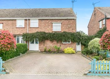 Thumbnail 3 bed semi-detached house for sale in The Close, Dovercourt, Harwich