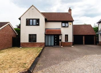 4 bed detached house for sale in Aaron Place, Doddinghurst, Brentwood CM15