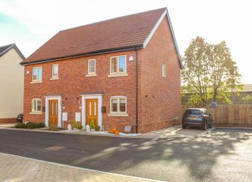 Thumbnail 3 bed semi-detached house for sale in Palfrey Place, Halesworth