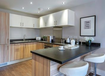 "Thumbnail 2 bed flat for sale in ""The Kingsbridge"" at Leek Road, Hanley, Stoke-On-Trent"