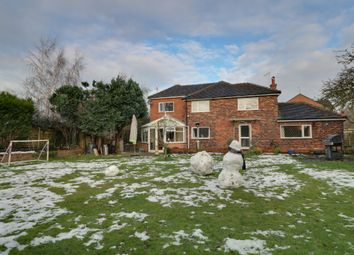 Thumbnail 4 bed detached house for sale in Moston Road, Ettiley Heath, Sandbach