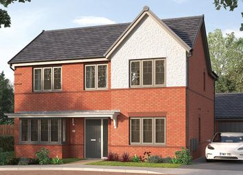 """4 bed property for sale in """"The Modbury"""" at Tom Blower Close, Wollaton, Nottingham NG8"""