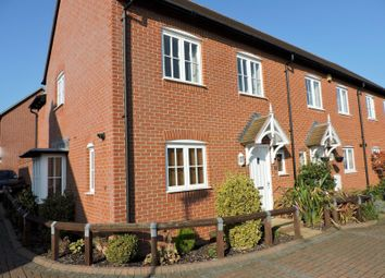 Thumbnail 3 bed end terrace house to rent in Holly Court, Whiteley, Fareham