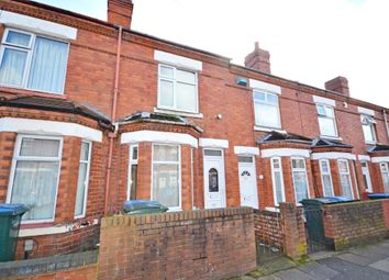 Thumbnail 3 bedroom terraced house for sale in King Edward Road, Hillfields, Coventry, West Midlands