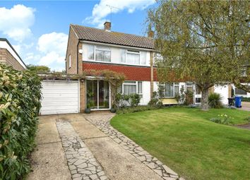 Thumbnail 3 bedroom semi-detached house for sale in Withey Close, Windsor, Berkshire