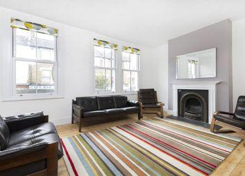 Thumbnail 4 bed flat to rent in Landor Road, London