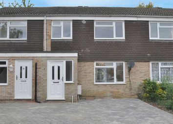 Thumbnail 3 bed terraced house for sale in Hutsons Close, Wokingham