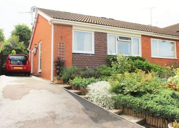 Thumbnail 2 bed semi-detached bungalow for sale in Poundisford Close, Taunton, Somerset