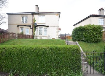 Thumbnail 3 bed semi-detached house for sale in Edinburgh Road, Riddrie, Glasgow