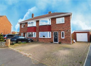 Thumbnail 3 bed semi-detached house for sale in Magazine Farm Way, Colchester