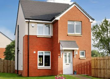 Thumbnail 3 bed detached house for sale in Cherryton Drive, Clackmannan