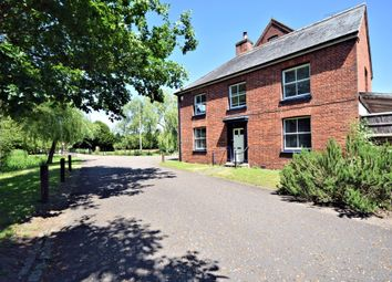 Thumbnail 3 bed semi-detached house for sale in Lenwade Mill, Lenwade, Norwich