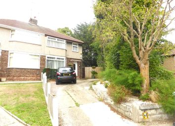 Thumbnail 3 bed semi-detached house for sale in Woodcote Bank, Birkenhead/Bebington Border.