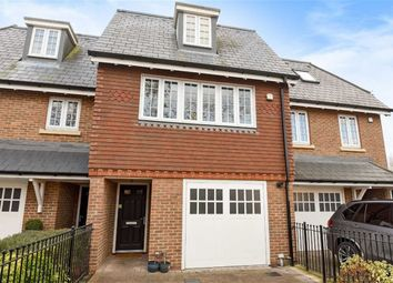 Thumbnail 5 bed terraced house for sale in Queens Drive, Thames Ditton