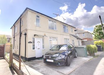 Thumbnail 1 bed flat to rent in Recreation Road, Parkstone, Poole