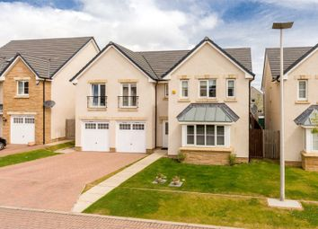 Thumbnail 5 bedroom detached house for sale in South Chesters Avenue, Bonnyrigg, Midlothian