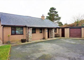 Thumbnail 3 bed detached bungalow for sale in Ffordd Iorwerth, Nefyn