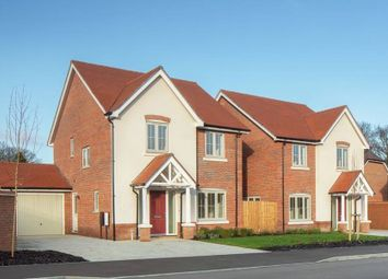 """Thumbnail 4 bedroom detached house for sale in """"The Larfield"""" at St. Legers Way, Riseley, Reading"""
