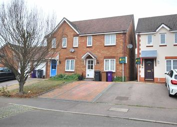 Thumbnail 3 bed terraced house to rent in Fairfield Way, Great Ashby, Stevenage, Hertfordshire
