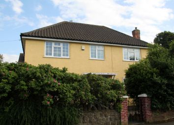 Thumbnail 4 bed detached house for sale in The Paddocks, Uphill, Weston-Super-Mare