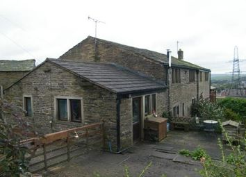 Thumbnail 3 bed detached house to rent in Heald Lane Farm, Heald Lane, Weir & Stables