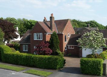 Thumbnail 4 bed detached house for sale in Thorntrees Avenue, Barton, Preston, Lancashire