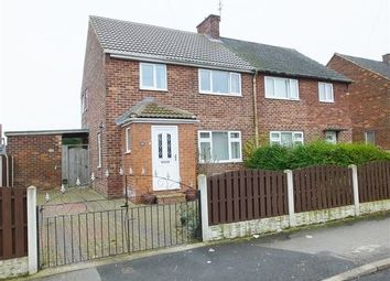 Thumbnail 3 bed semi-detached house for sale in Holderness Drive, Swallownest, Sheffield
