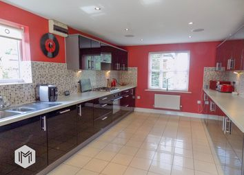 Thumbnail 5 bed detached house for sale in Holcroft Drive, Abram, Wigan
