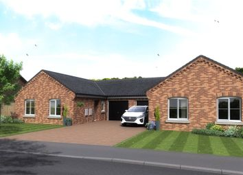 Thumbnail 2 bed semi-detached bungalow for sale in Plot 4, The Cricketers, Holt Road, Horsford