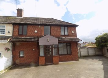 Thumbnail 3 bedroom semi-detached house for sale in Ruskin Street, West Bromwich, Birmingham