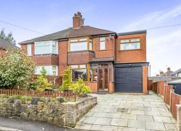 Thumbnail 3 bed semi-detached house for sale in Rhondda Avenue, Stoke-On-Trent, Staffordshire, .