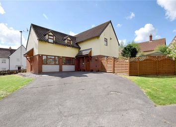 4 bed detached house for sale in Brook Farm Close, Halstead, Essex CO9