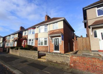 Thumbnail 3 bedroom semi-detached house to rent in Longfield Road, Darlington
