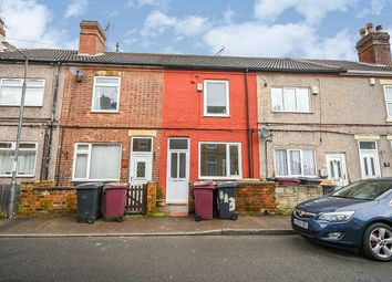 Thumbnail 2 bed terraced house to rent in Selwyn Street, Hillstown, Bolsover, Chesterfield