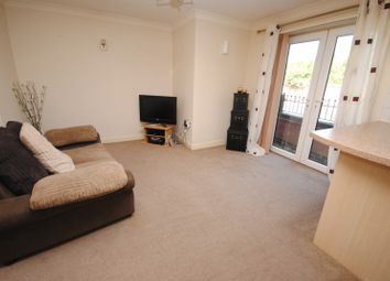 Thumbnail 2 bed flat to rent in Brook Street, Sileby, Loughborough
