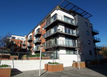 Thumbnail 1 bedroom flat to rent in Mistral, Channel Way, Southampton