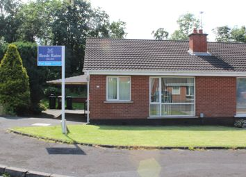 Thumbnail 2 bed bungalow for sale in Hanwood Avenue, Dundonald, Belfast
